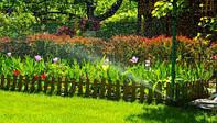 Полив газонов и парков автоматический полив под ключь