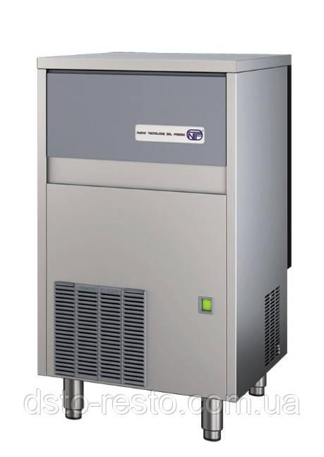 Льдогенератор кубикового льда NTF SL90 W