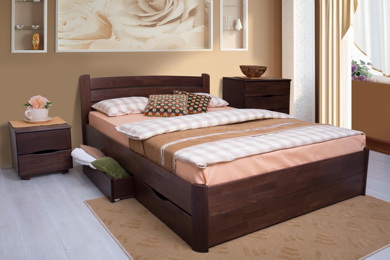Кровать СОФИЯ с ящиками 180х200