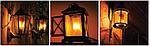 """Светодиодная лампа имитация огня """"FIREFLUX"""", фото 2"""