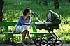 Детские коляски. Виды детских колясок.