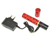 Электрошокер Помада 1202 шокер фонарик, фото 1