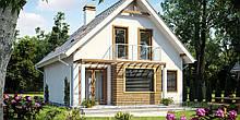 Проект дома uskd-17