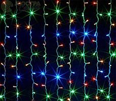 """Гирлянда светодиодная """"Висюлька"""" RGB 108 ламп(LED) V5"""