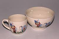 Набор детской посуды в ассортименте