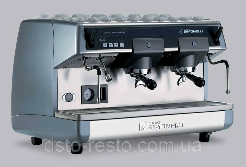 Кофеварка полуавтомат двухрожковая Nuova Simonelli Aurelia 2GR S