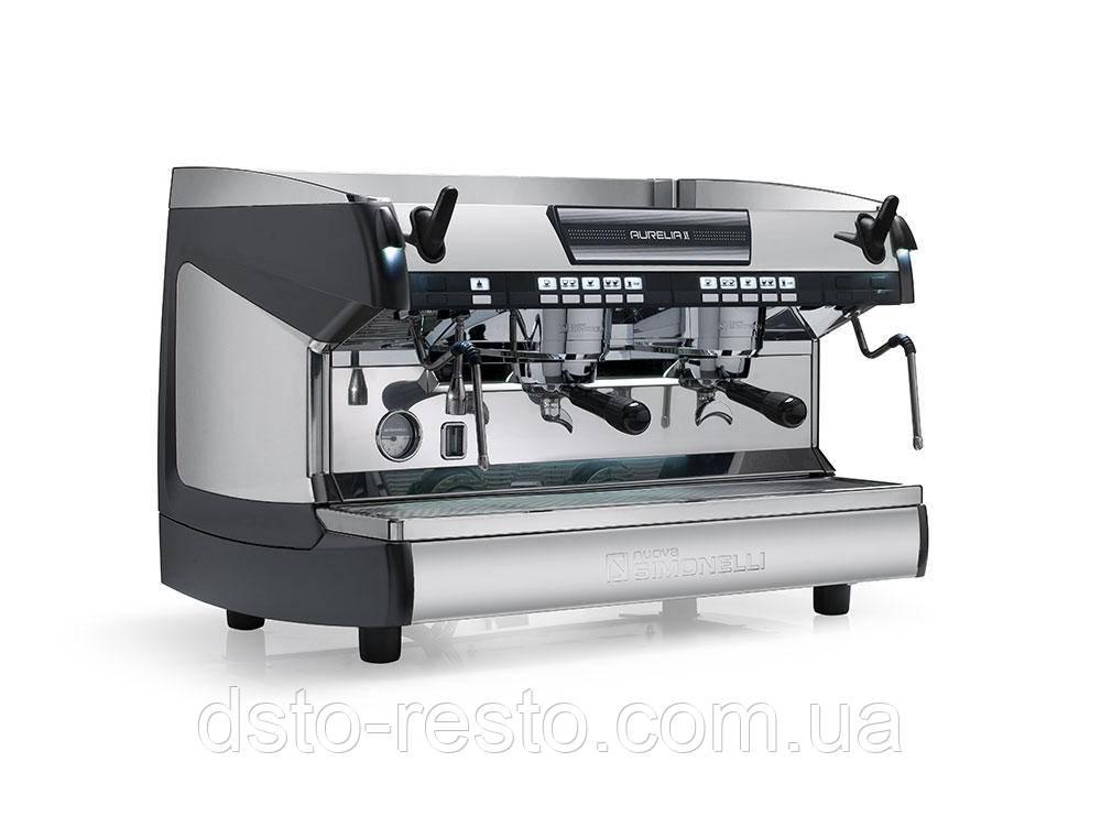 Кофеварка автоматическая на 2 рожка Nuova Simonelli Aurelia 2GR V