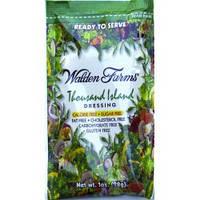 Walden Farms - Салатная заправка Тысяча островов / Thousand Island , 28 г