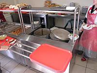 Мармит  первых блюд 1000/700/1400 мм (2 конфорки), фото 1