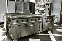 Плита электрическая 4-х конф. с духовкой ПЭ700-4-Ш, фото 1