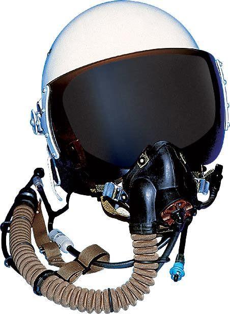 Защитный шлем летчика зш-5