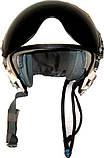 Защитный шлем летчика зш-5, фото 2
