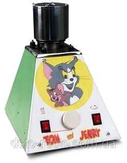 Аппарат для приготовления сладкой ваты Кий-В УСВ-1 Том и Джери