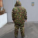 Камуфляж НАТО DPM британка дюспо (зима, водовідштовхувальний), фото 3