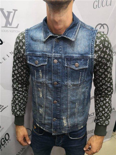 Безрукавка джинсовая Tom Free