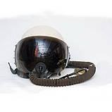 Защитный шлем летчика зш-5, фото 4