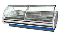 Холодильна вітрина з агрегатом Cold W-12 PVP-k (Польща)