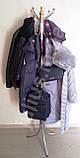 Стійка вішалка для одягу підлогова кактус на тренозі, фото 3