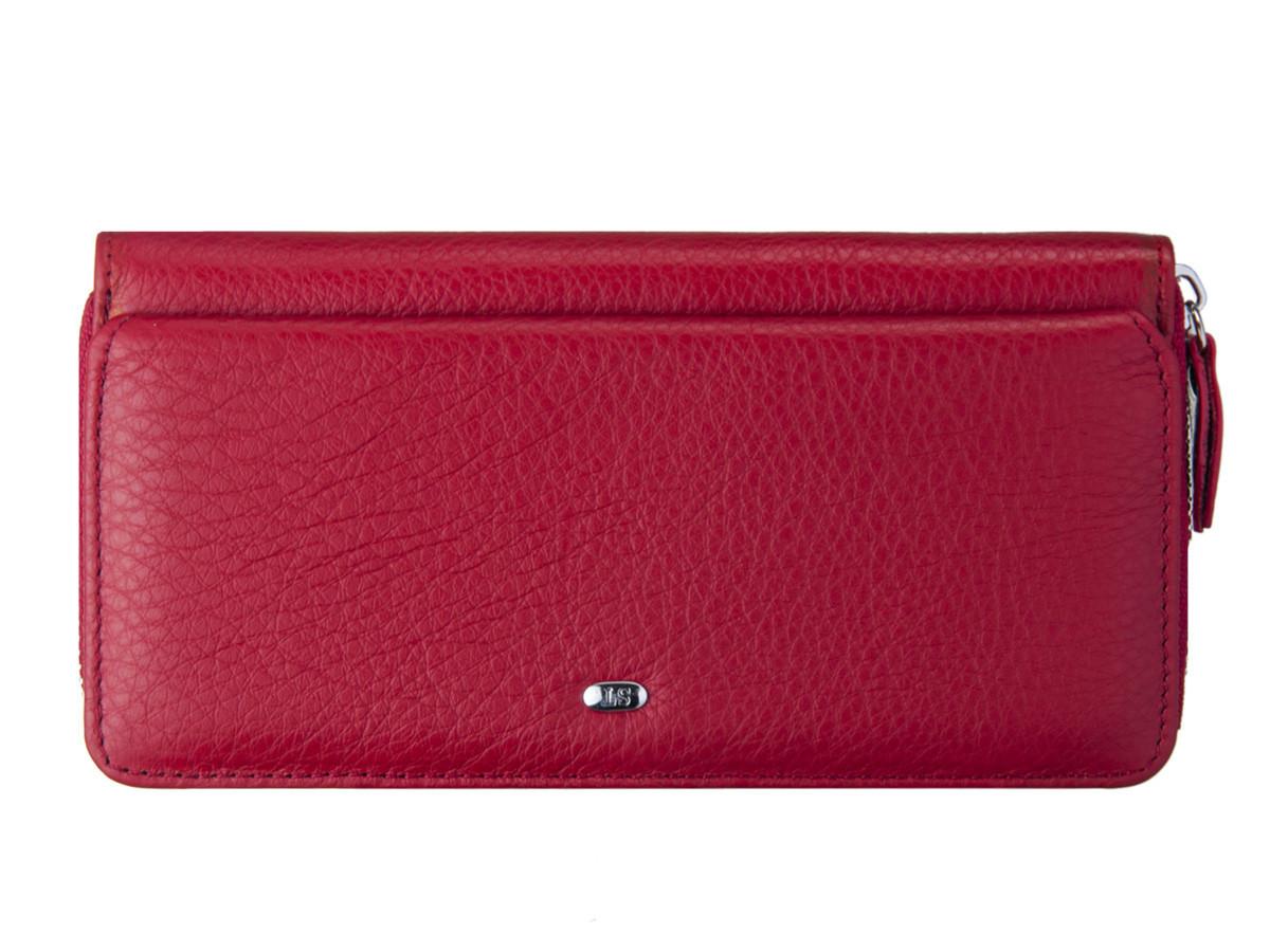 be18a98629c8 Купить сейчас - Кошелек женский кожаный ST 202 Red: 733 грн ...