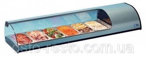 Витрина холодильная настольная ColdMaster TAPAS 4 GN