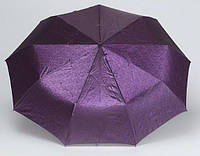 Женский зонт автомат AVK 121-4 фиолетовый антиветер