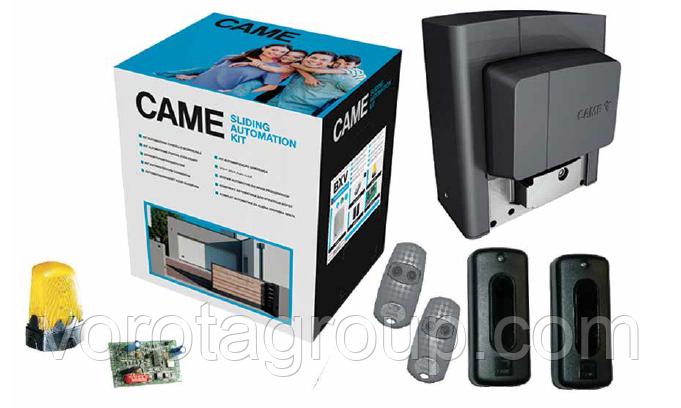 Автоматика Came BK-1200 для откатных ворот (комплект)
