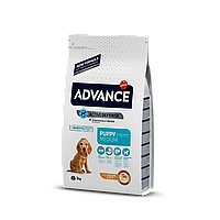 Advance (Эдванс) Medium Puppy корм для щенков средних пород 3кг