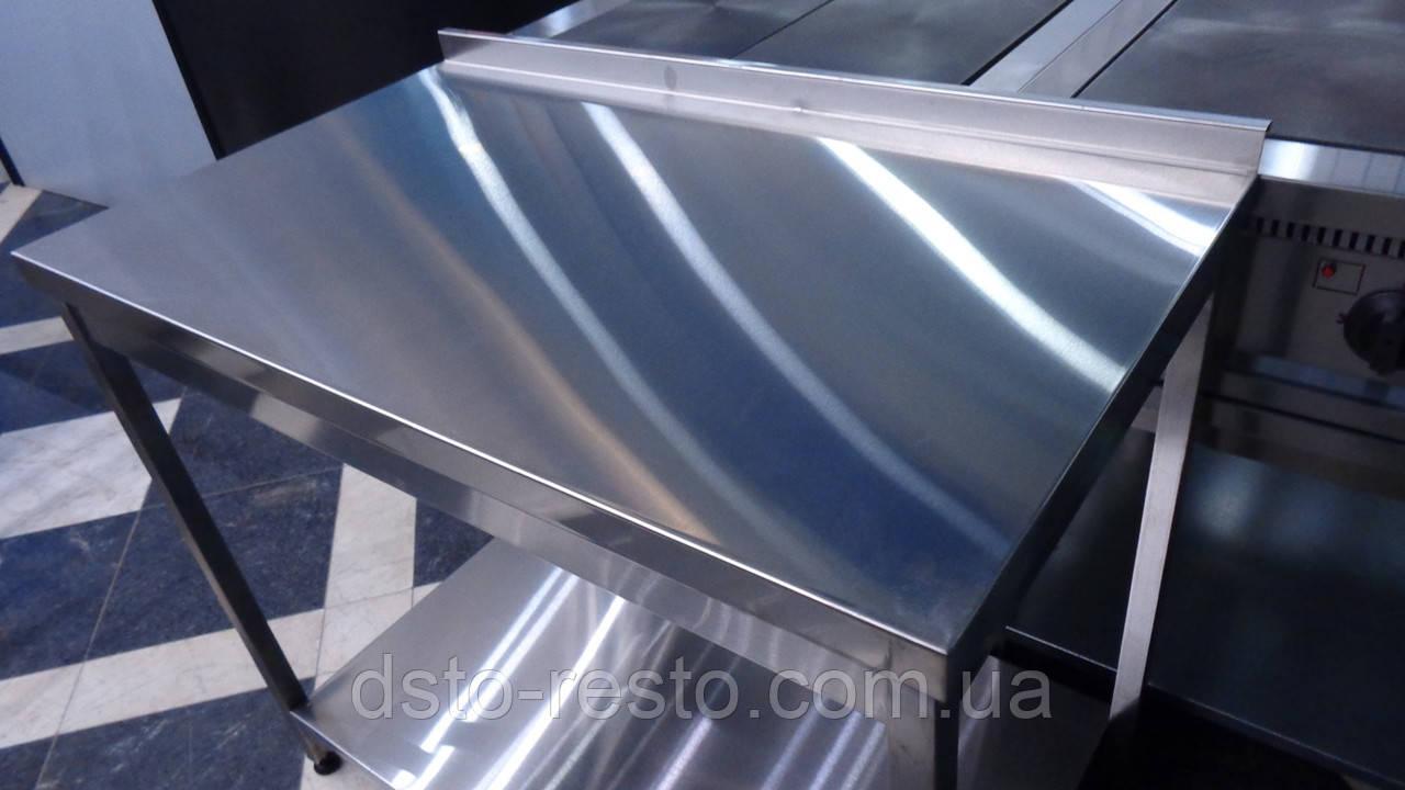 Стол производственный без нижней полки 800/600/850 мм, фото 1