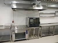 Стол из нержавейки для кухни кафе и ресторана 2000/600/850 мм, фото 1