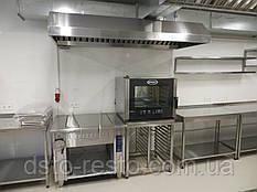 Стол из нержавейки для кухни кафе и ресторана 2000/600/850 мм