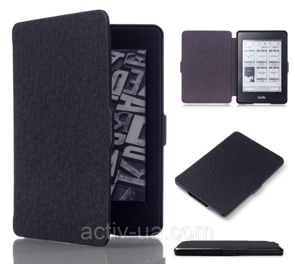 Чехол обложка для электронной книги Amazon Kindle Paperwhite с магнитом