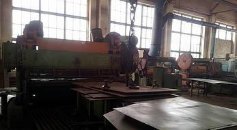 Правка, рубка, гибка металлических листов, фото 2
