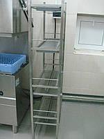 Стеллажи для сушки посуды 600/320/1650 мм, фото 1