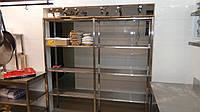 Стеллаж кухонный 1200/500/1800 мм, фото 1