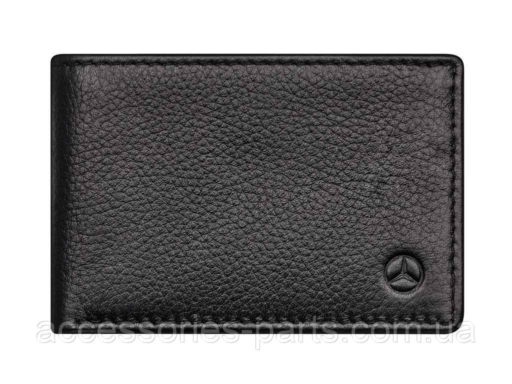 Кожаное портмоне (Кошелек) Mercedes-Benz Mini Новое Оригинальное