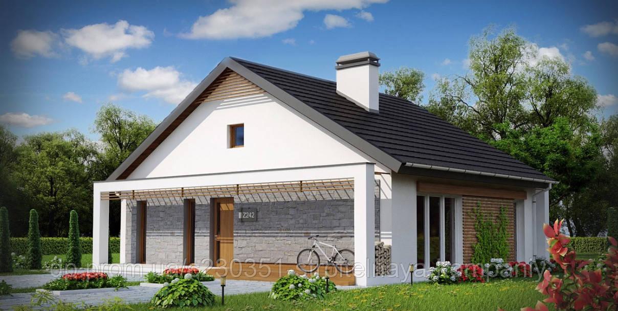 Проект дома uskd-19