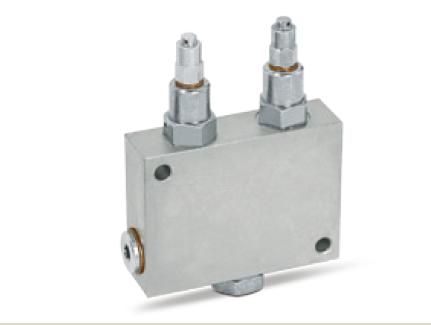 Клапан (запобіжні і зворотний) Hydro-pack