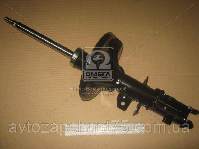 Амортизатор подвески передний, левый, газовый KIA CERATO 05- производство Mando