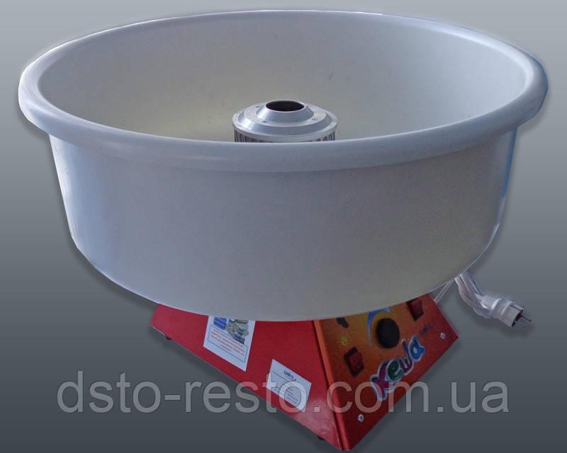 Апарат для приготування солодкої вати КИЙ-В УСВ-4 Кеша і Вовка