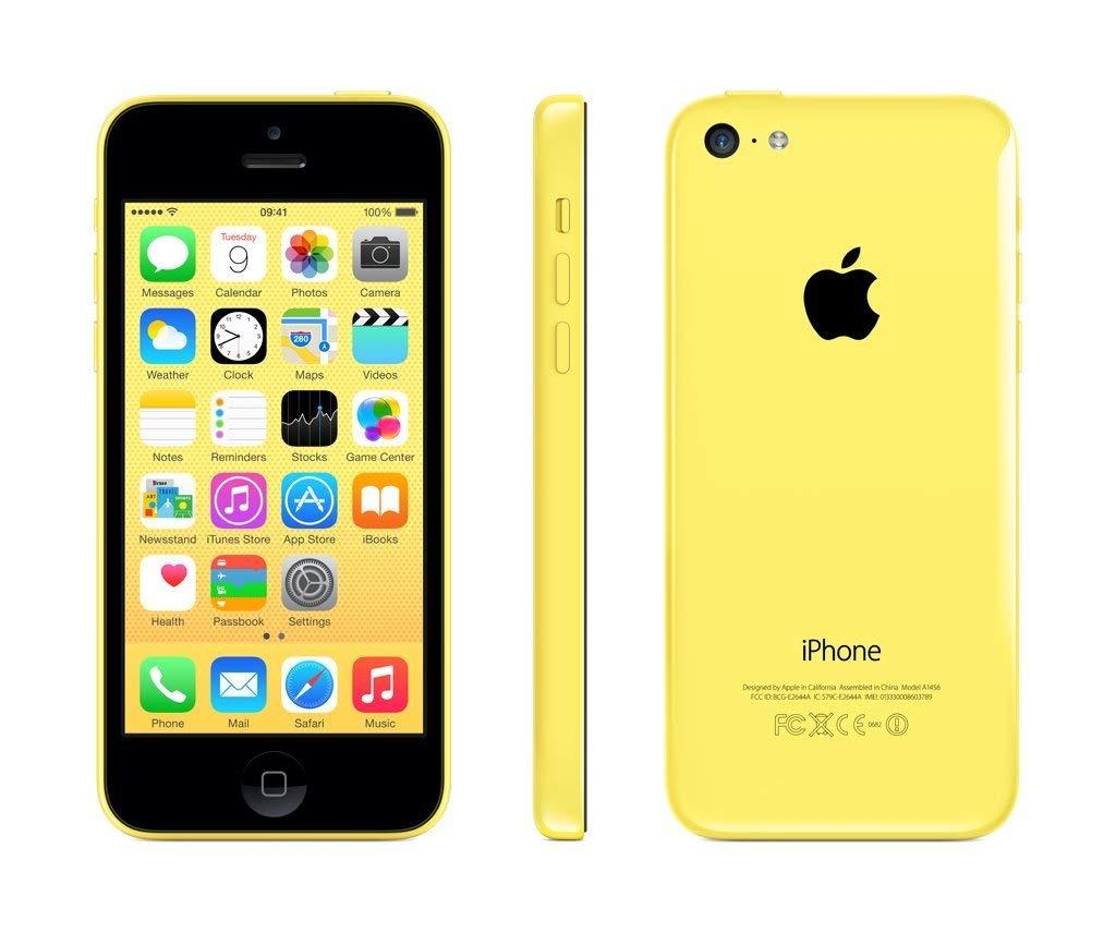 Телефон Apple iPhone 5C Yellow,Желтый