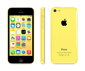 Телефон Apple iPhone 5C Yellow,Жовтий
