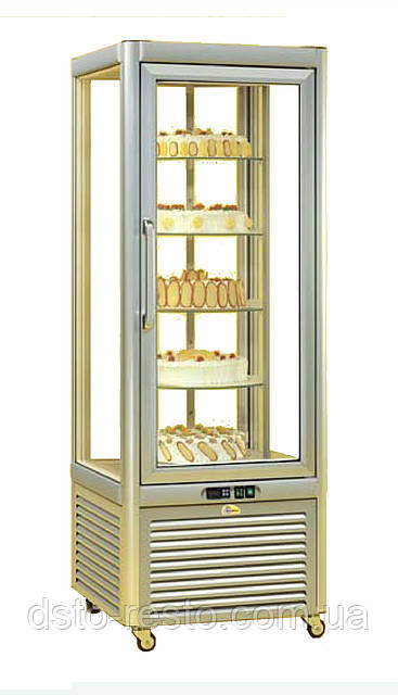 Шкаф кондитерский холодильный FROST EMILY /COLDMASTER/ - PRISMA 400 TNV/PG