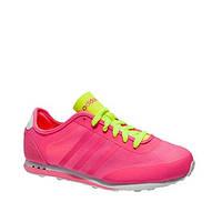 Кроссовки женские adidas Groove TM W F97992 (розовые, повседневные, летние, мягкая стелька, бренд адидас)