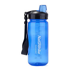 Спортивная бутылка для воды Naturehike Bicycle Bottle 500 мл Синий (NH61A060)