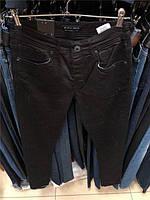 Мужские джинсы Zara D4908 черные