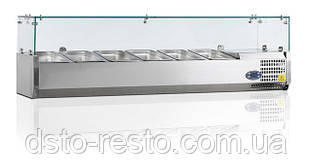 Холодильная настольная витрина TEFCOLD - VK33-200