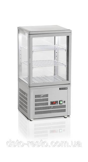 Шкаф холодильный кондитерский TEFCOLD - UPD60 GREY
