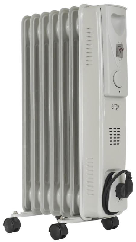 Масляний радіатор ERGO HO-161507