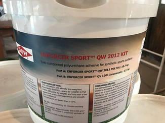 Полиуретановый клей для искусственной травы Enforcer Sport QW 2012 , фото 2