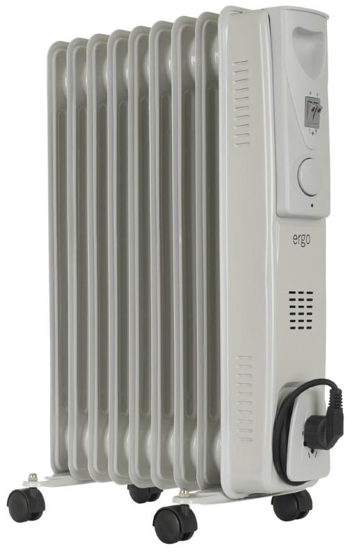 Масляний радіатор ERGO HO-162009